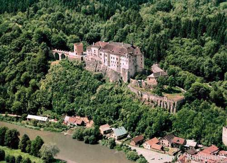 Кутна Гора и замок Чешский Штернберк