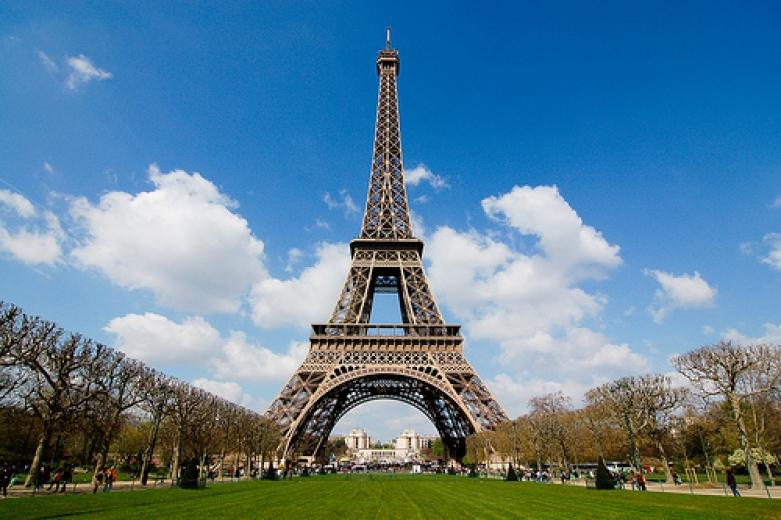 Тур в Париж из Праги