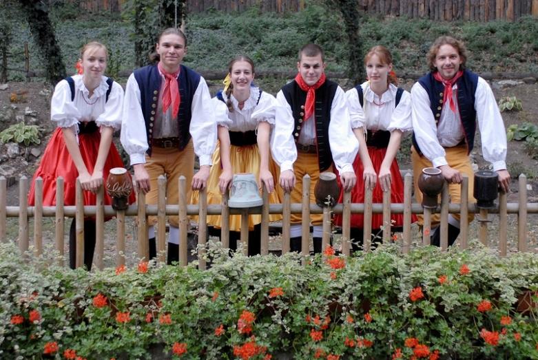 Фольклорный ресторан в Праге