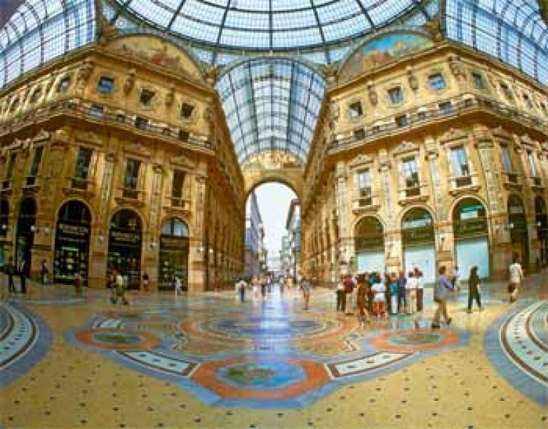Тур в Милан из Праги