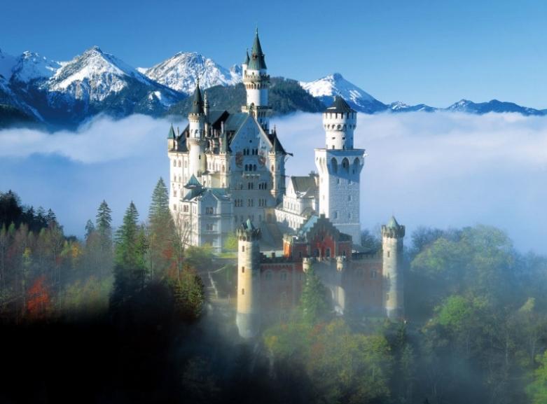 Экскурсия в Мюнхен  и замки  Баварии из Праги