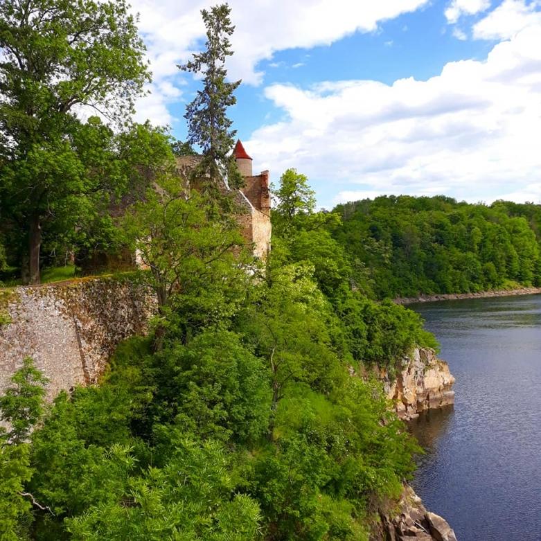 Град Карлштейн и замок Орлик