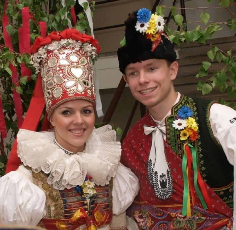 Чешская свадьба в Праге