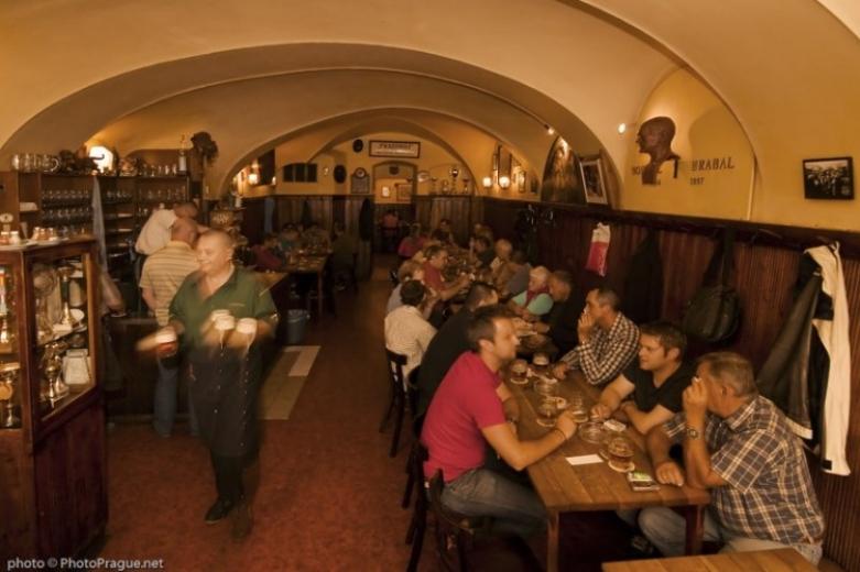 Самые знаменитые пивные Праги